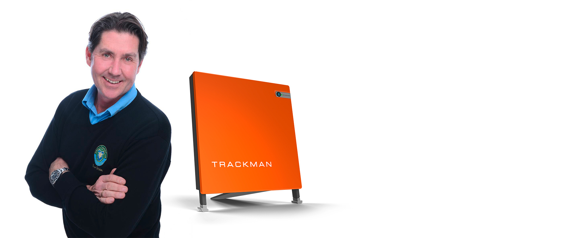 Paul Archbold uses Trackman